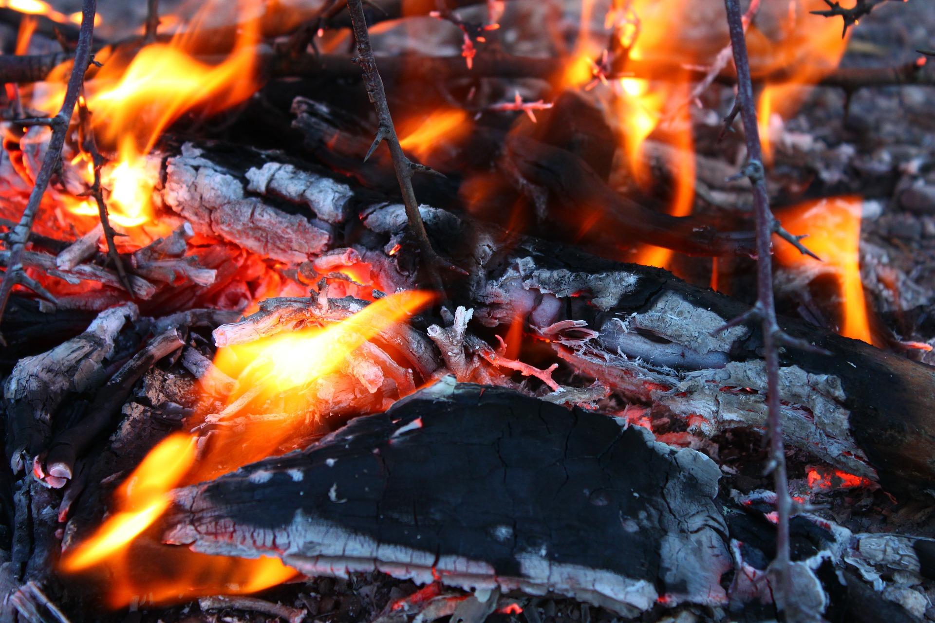 barbecue au camping base de loisirs de La Pègue, Nature Cévennes