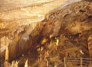 Grotte de Dargilan à Meyrueis, Lozère